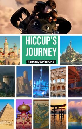Hiccup's Journey by FantasyWriter345