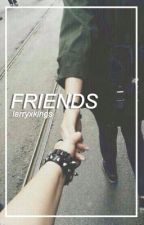 friends. ls os  by larryxkings