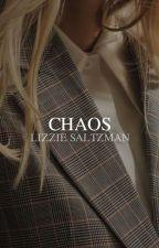CHAOS • Lizzie Saltzman by -beautifulghosts