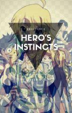 Hero's Instincts   BNHA by LunaSol5519