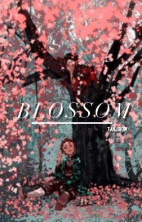 Blossom | Tanjiro x reader by fairijimin