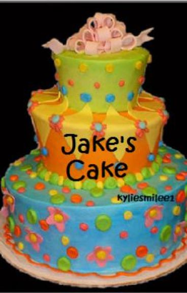 Jake's Cake by kyliesmilee1