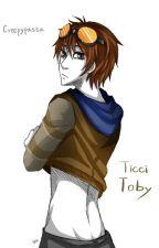 Ticci Toby und Ich by ShadowWolfKira