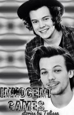 Innocent Games [Larry Stylinson CZ] by Tulissa