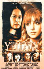 YELLOW ── bellatrix black ¹ by nevillesIongbottom
