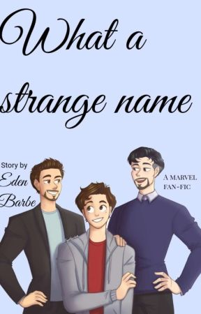 what a strange name by SaveEden