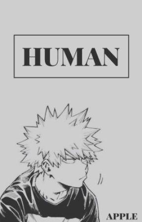 HUMAN   my hero academia ot7 au by killerkanato