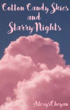 Cotton Candy Skies and Starry Nights by AlexysCheyan