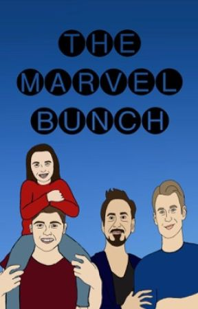 The Marvel Bunch (au) by mj_marvel