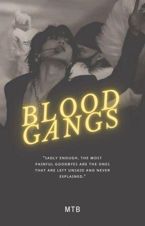 ⋆⊰ BLOOD GANGS ✅ ⊱⋆  PJM + JJK by MochiTaebear