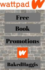 Promote your Book for Free - 2019/2020 by BakedHaggis