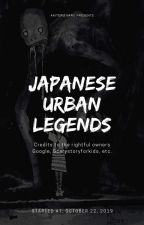 Japanese Urban Legends by Aki_Todo