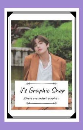 V's Graphic Shop by BTS_ARMY_Community