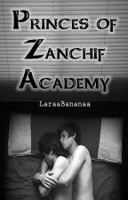 Princes of Zanchif Academy by LaraaBananaa