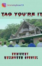 Tag You're It by BTSismyBias13