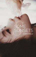 Some Sunsets by watashinomochi