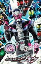The Hero Of Time Zi-O! Kamen Rider x My Hero Academia by Assassin1177