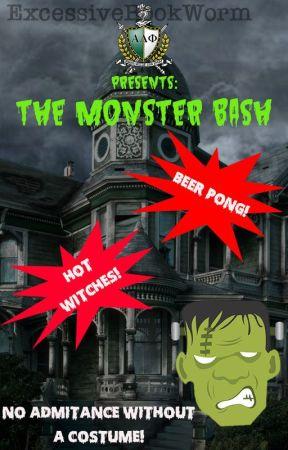 The Monster Bash (Merrikat) by ExcessiveBookWorm