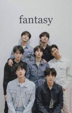 fantasy | bts by ecuasoneliak