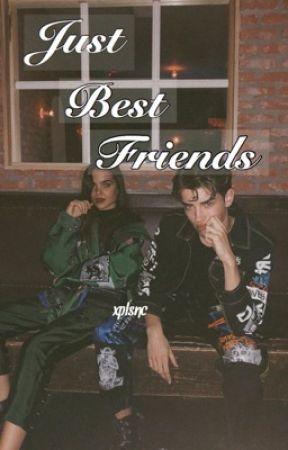 Just Best Friends  by xplrsnc