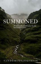 Summoned - Sebastian de Poitiers (Reign) by Fandomlovingfreak