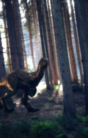 Her Protector    Indoraptor x Raptor!Reader
