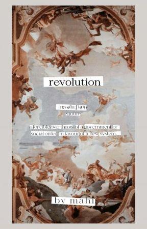 revolution 🍂 by lucidmelancholy