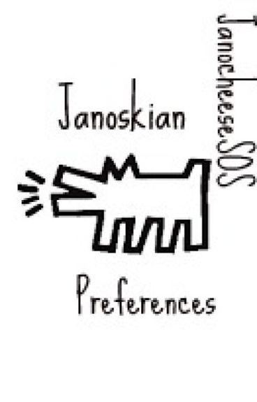 Janoskians Preferences