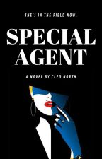 Special Agent | ✎ by earlyatdusk