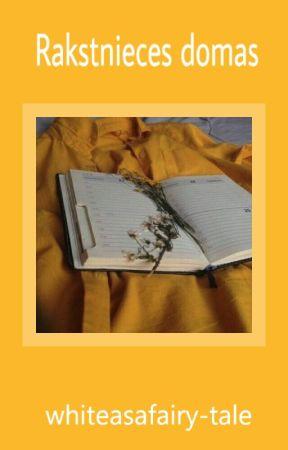 Rakstnieces domas by whiteasafairy-tale