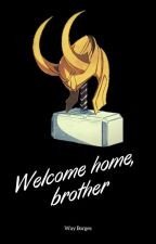 Welcome home, brother by Way_Borges229