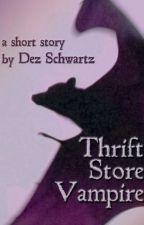 Thrift Store Vampire by DezSchwartz