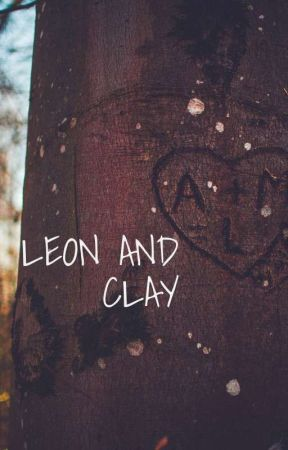 LEON AND CLAY by THEREDGUY1234