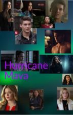 Hurricane Meva (Mike Montgomery and Ava Jalali ) by bezzgirlever