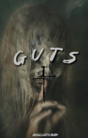 Guts|| The Walking Dead by AngelGothBaby