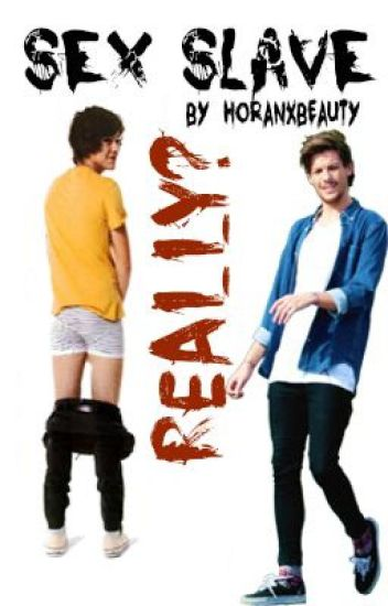 Sex Slave...Really? (Zarry AU)