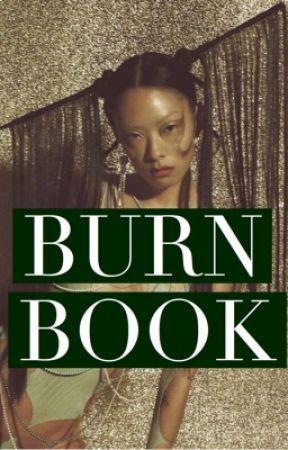 burn book (unpopular opinions) by cardiob