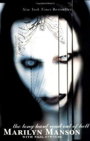 Marilyn Manson roja en mi cabeza