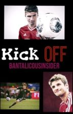 Kick off (Thomas Muller fanfic)✅ by godlygiroud