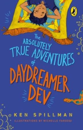 The Absolutely True Adventures of Daydreamer Dev by penguinindia
