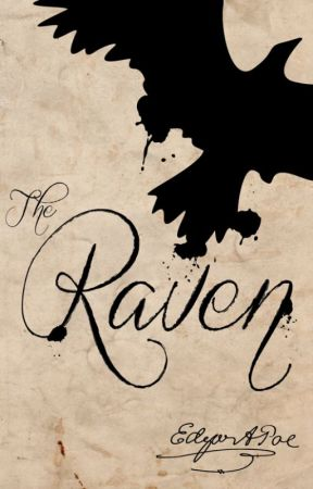 The Raven by Crazy_Cats183