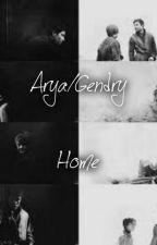 Arya/Gendry - Home by tiiildah