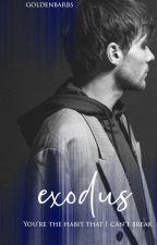 exodus [LT. psycho] by goldenbarbs