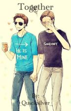 Together (Cherik) by _Quicksilver_