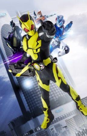 Kamen Riders : 01 Perfect Kingdom by Kazuken17