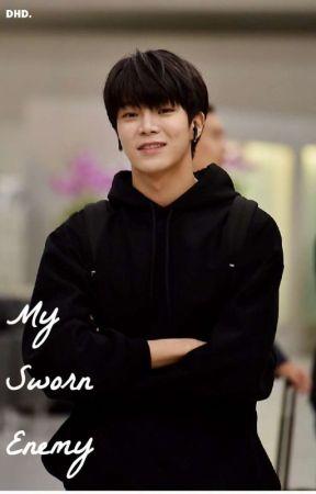 My Sworn Enemy !!VRVR Lee Dongheon!! by Leosunmon