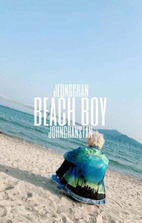 Beach BoyㅣJeongChan by JohnChanStan