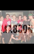 Give us a chance {Haaron, Shaylor, Cash, Marter and Jolinsky fanfic} by espinosaobsessedd