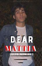 Dear Mattia | Mattia Polibio  by luceo_non_uro