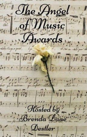The Angel of Music Awards by BrendaDaaeDestler